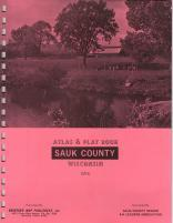 Title Page, Sauk County 1974